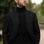 Çukur Yamaç siyah ceket hangi markadan Yamaç siyah boğazlı kazak nereden Yamaç gri pantolon