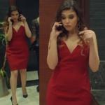 İstanbullu Gelin İpek kırmızı elbise markası nereden