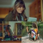İstanbullu Gelin Süreyya'nın giydiği sırtı kızılderili desenli ceketin markası Look Project