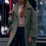 Fi Çi 4. bölüm kıyafetleri Duru'nun giydiği yeşil kaban hangi marka?