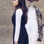 Siyah İnci Hazal Kıyafetleri. Hazal yelek markası People By Fabrika