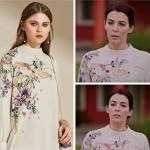 Siyah Beyaz Aşk Yeter kıyafetleri Yeterin giydiği beyaz çiçek desenli bluzun markası Fever