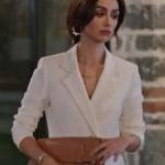 Siyah Beyaz Aşk Birce Akalay taba çanta Marea Design marka