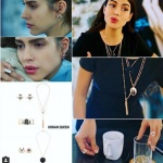 Fazilet Hanım ve Kızları dizisinin son bölümünde Hazan'ın takıları; Hazan Kolye Hazan Yüzük Urban Queen marka