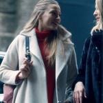 Fi Çi ikinci sezon serenay Sarıkaya ekru kaban markası que