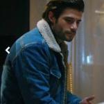 Gülizar dizisinin ilk bölümünde Murat'ın giydiği kot ceket Levis marka
