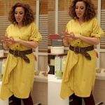 Jet Sosyete Kıyafetleri Pelin'in giydiği sarı elbise nereden