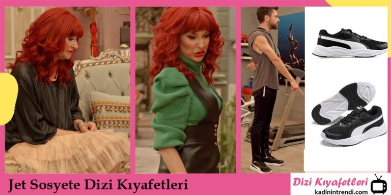 Jet Sosyete Dizi Kıyafetleri 3. Sezon 15. – 17. Bölüm